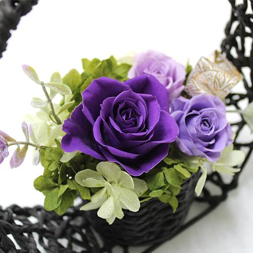 紫乃和(しのわ) プリザーブドフラワー